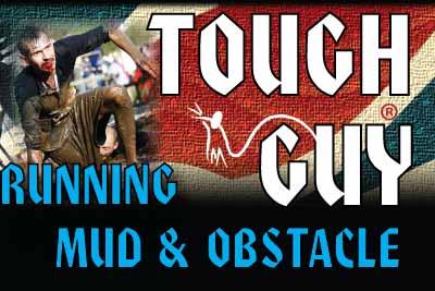 tough guy logo