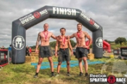 Thomas Blanc Spartan Race  Champion