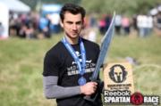 Thomas Blanc Spartan Race Champion