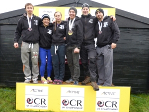 TEAM WildForestGym at UK OCR Championships