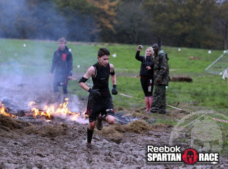 Ross Cohen Spartan Race