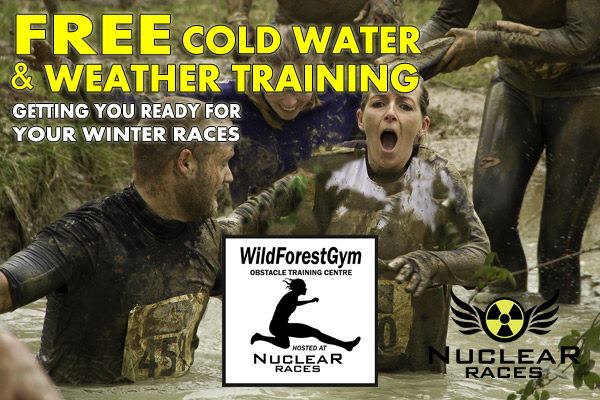 nuclear cold water training