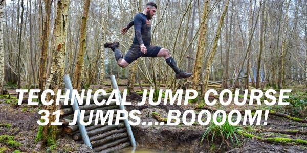 31 Jump Course