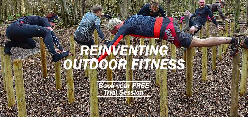 reinventing outdoor fitness