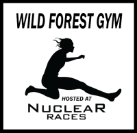 Wild Forest Gym hosted at Nuclear Races