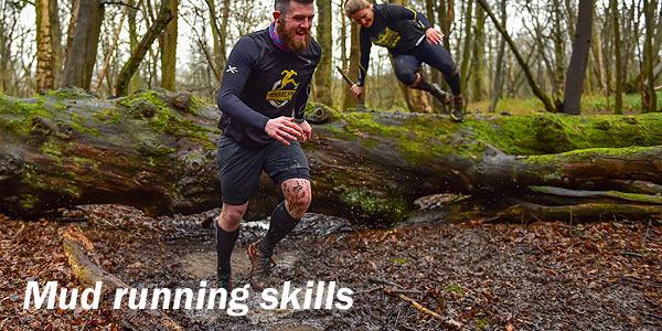 Mud Running Skills
