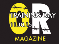 Obstacle Race Magazine Training Day