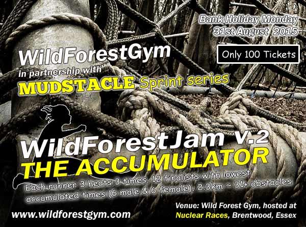 WildForestJam v.2 THE ACCUMULATOR
