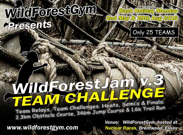 WildForestJam v.3 Team Challenge