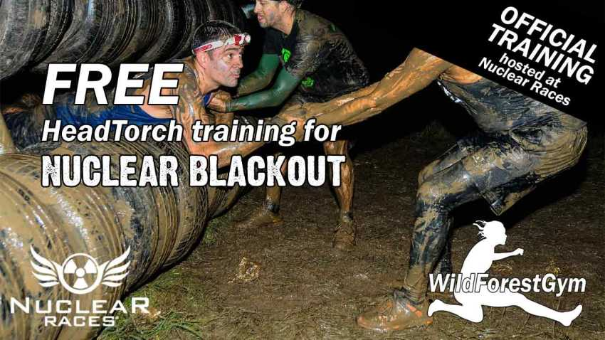 Nuclear Blackout Training