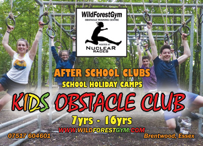kids obstacle club