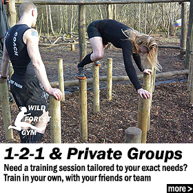 1-2-1 & Private Groups