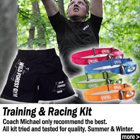 training & racing kit