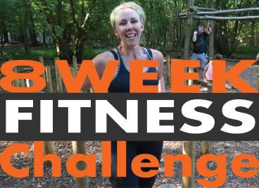 8 weel fitness challenge