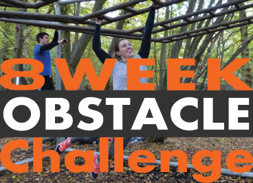 8 week obstacle challenge