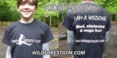 WildForestGym T-shirt