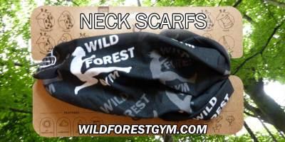 WildForestGym Neck Scarf