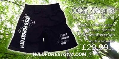 WildForestGym Shorts